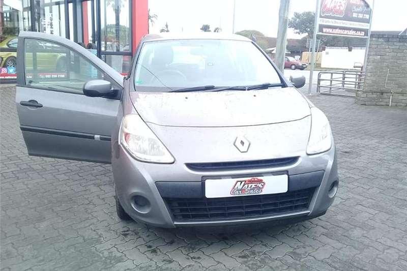 Renault Clio 1.6 S 2012