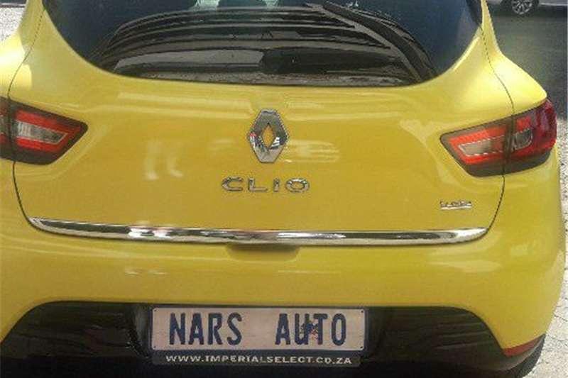 2013 Renault Clio