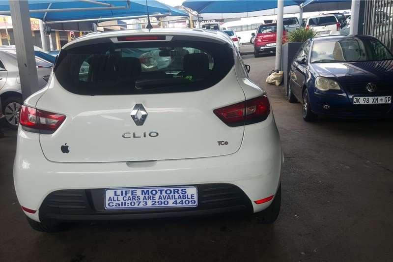 Used 2017 Renault Clio