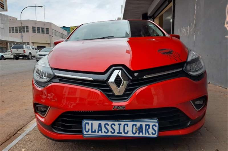 Used 2018 Renault Clio