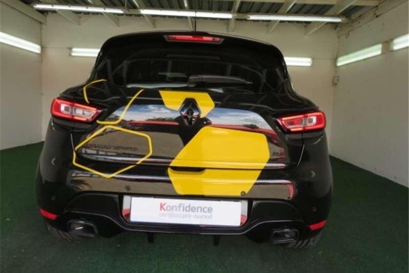 Renault Clio 5-door CLIO IV RS 18 F1 EDC 2019