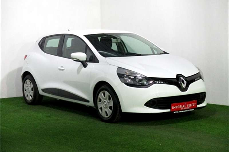Renault Clio 55kW Authentique 2014