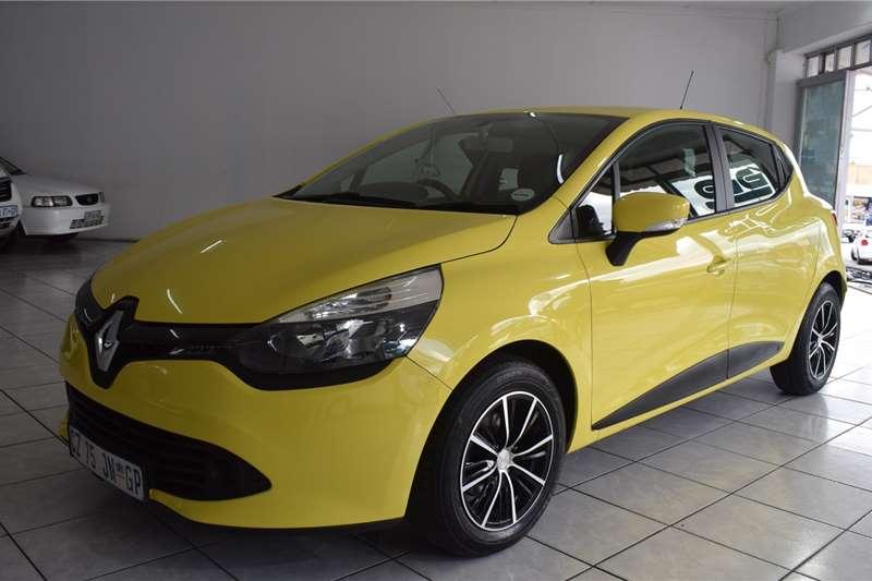 Renault Clio 55kW Authentique 2014