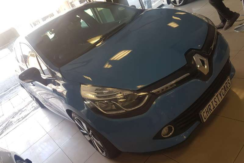 Renault Clio 66kW turbo Authentique 2015