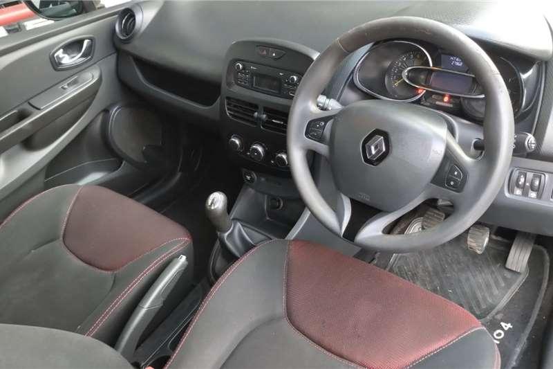 Renault Clio 66kW turbo Authentique 2015