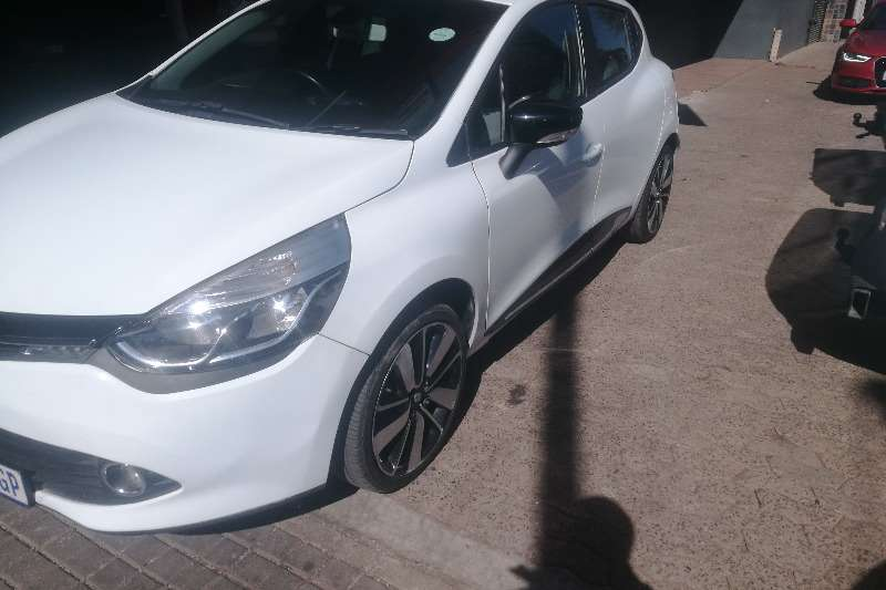Renault Clio 66kW turbo Authentique 2016