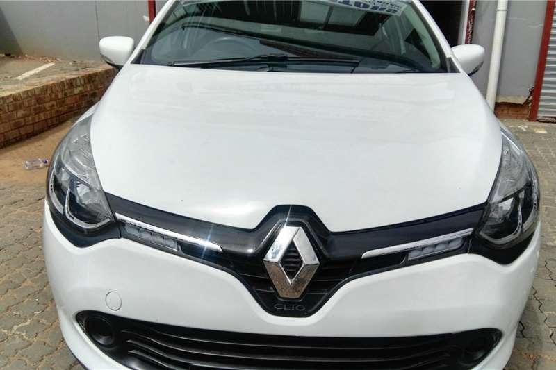 Renault Clio 66kW turbo Authentique 2016