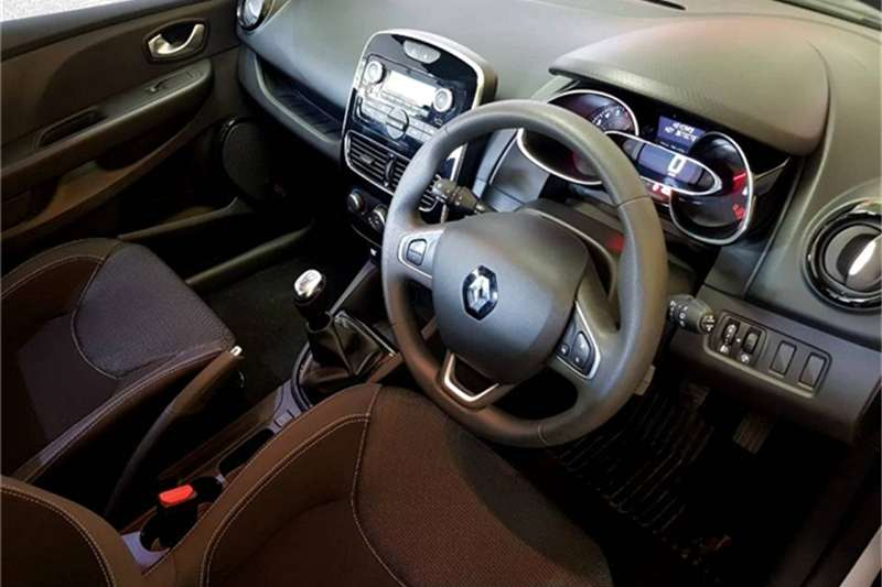 Renault Clio 66kW turbo Authentique 2017