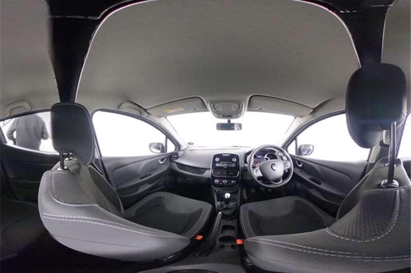 2018 Renault Clio Clio 66kW turbo Authentique