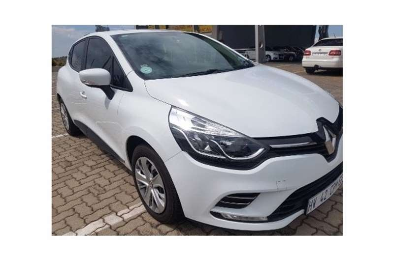 Renault Clio 66kW turbo Authentique 2019
