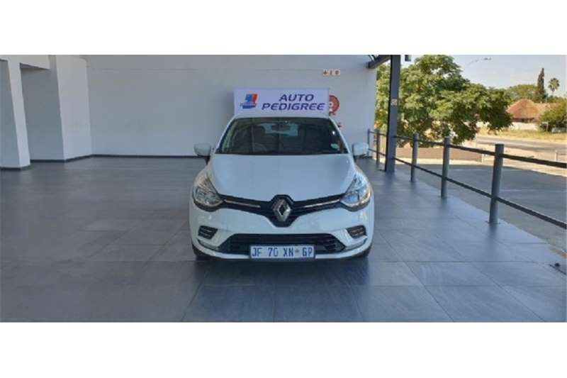 2019 Renault Clio Clio 66kW turbo Authentique