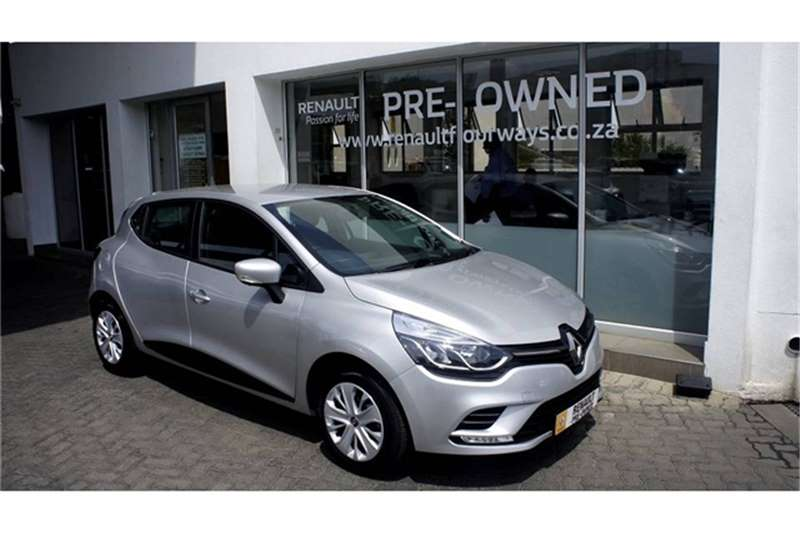 Renault Clio 66kW turbo Authentique 2020