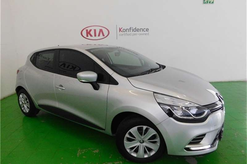 Renault Clio 66kW turbo Authentique 2020