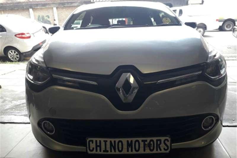 Renault Clio 66kW turbo Blaze 2015