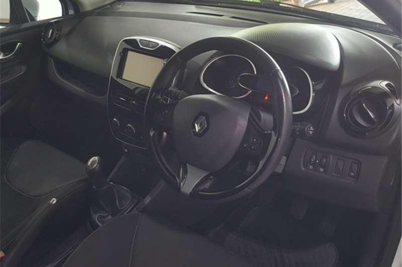 Renault Clio 66kW turbo Blaze 2016