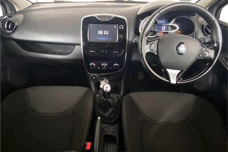 2016 Renault Clio Clio 66kW turbo Blaze