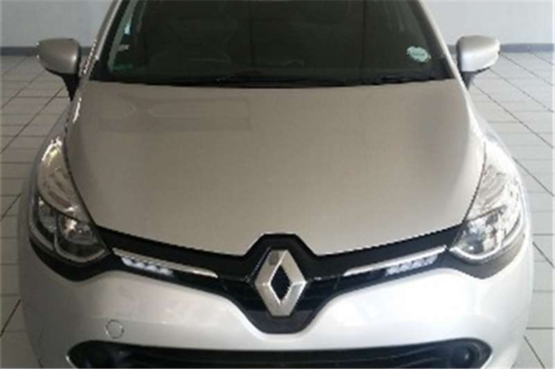 Renault Clio 66kW turbo Blaze 2017