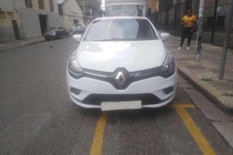 Renault Clio 66kW turbo Dynamique 2012