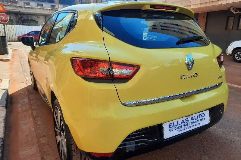 2013 Renault Clio Clio 66kW turbo Dynamique