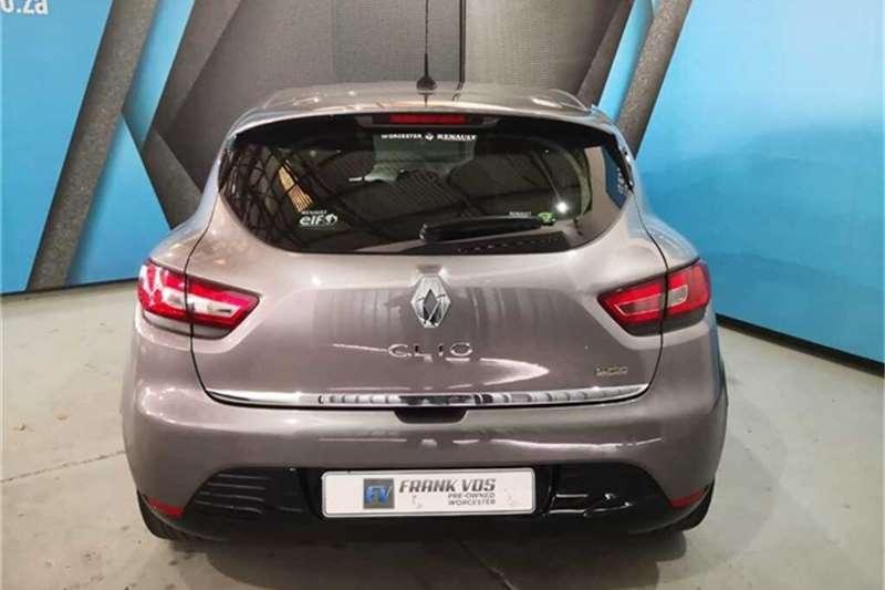 Renault Clio 66kW turbo Dynamique 2014