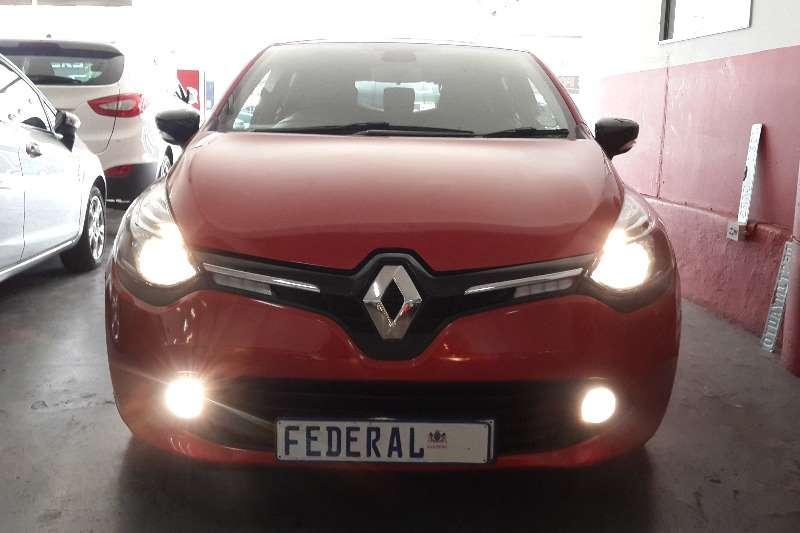 Renault Clio 66kW turbo Dynamique 2015