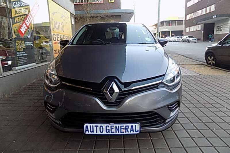 Renault Clio 66kW turbo Dynamique 2016