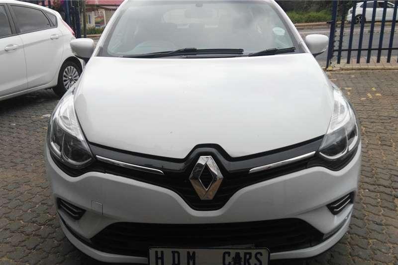 Renault Clio 66kW turbo Dynamique 2017
