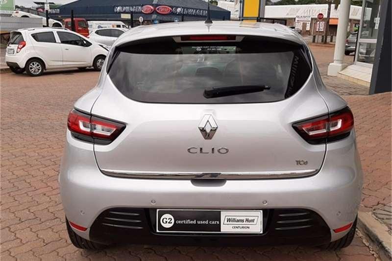 Renault Clio 66kW turbo Dynamique 2018