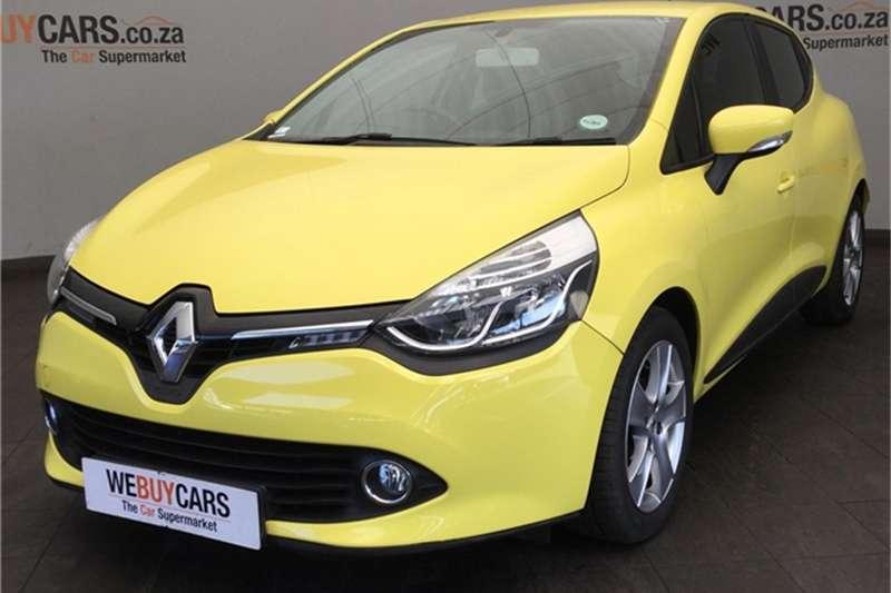 Renault Clio 66kW turbo Expression 2013