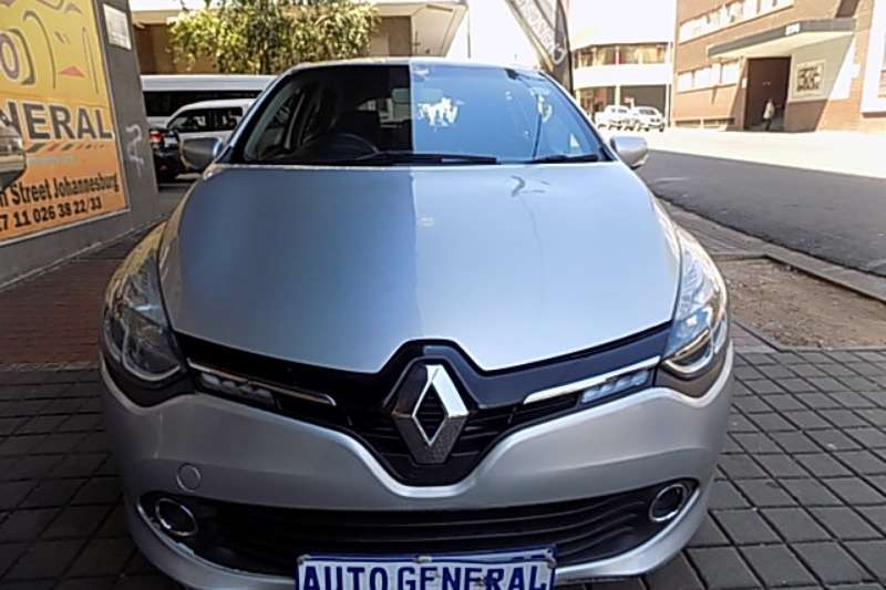 Renault Clio 66kW turbo Expression 2014