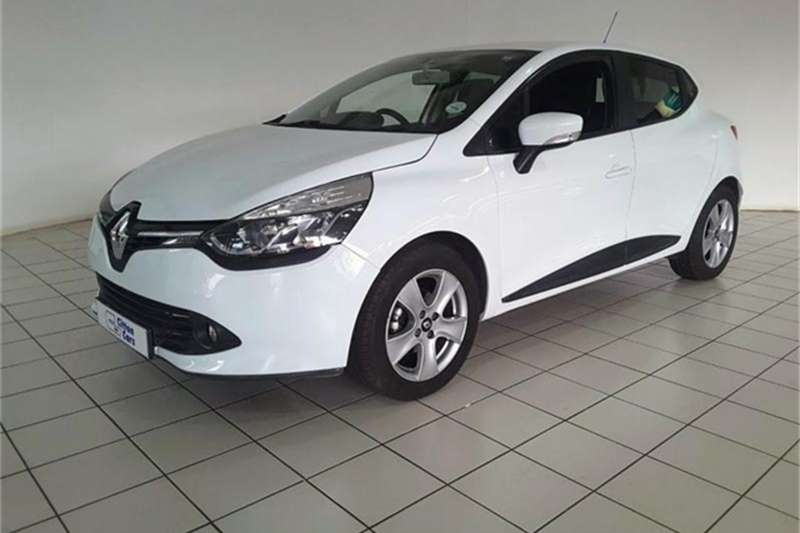 Renault Clio 66kW turbo Expression 2014