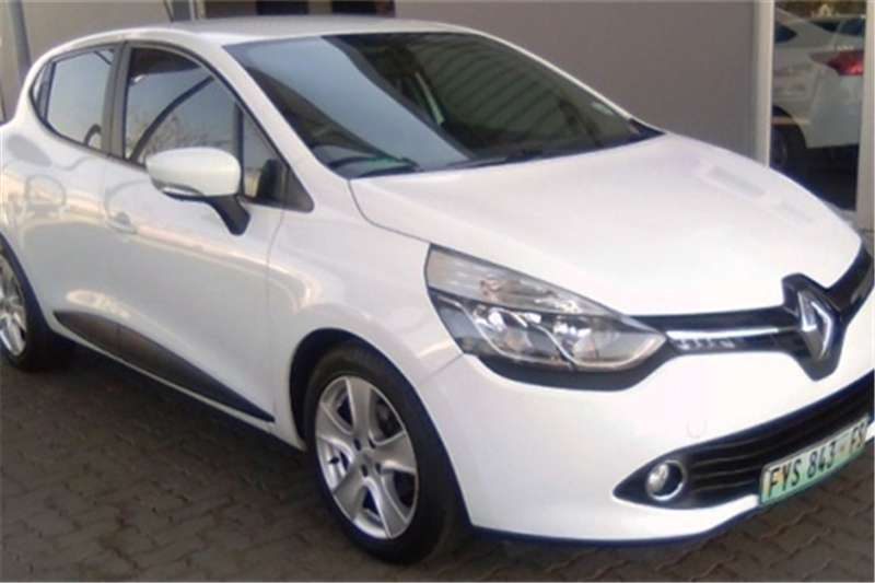 Renault Clio 66kW turbo Expression 2015