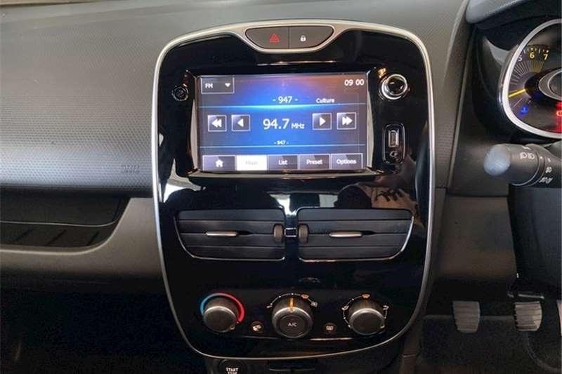 Renault Clio 66kW turbo Expression 2015