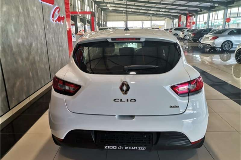 2015 Renault Clio Clio 66kW turbo Expression