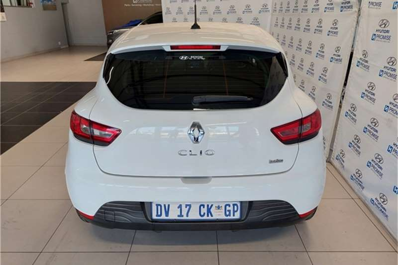 Used 2015 Renault Clio 66kW turbo Expression