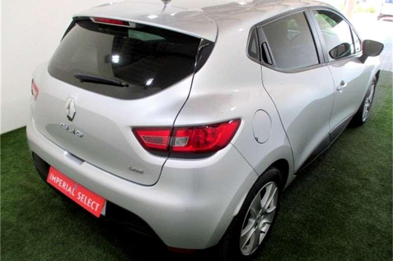 Renault Clio 66kW turbo Expression 2017