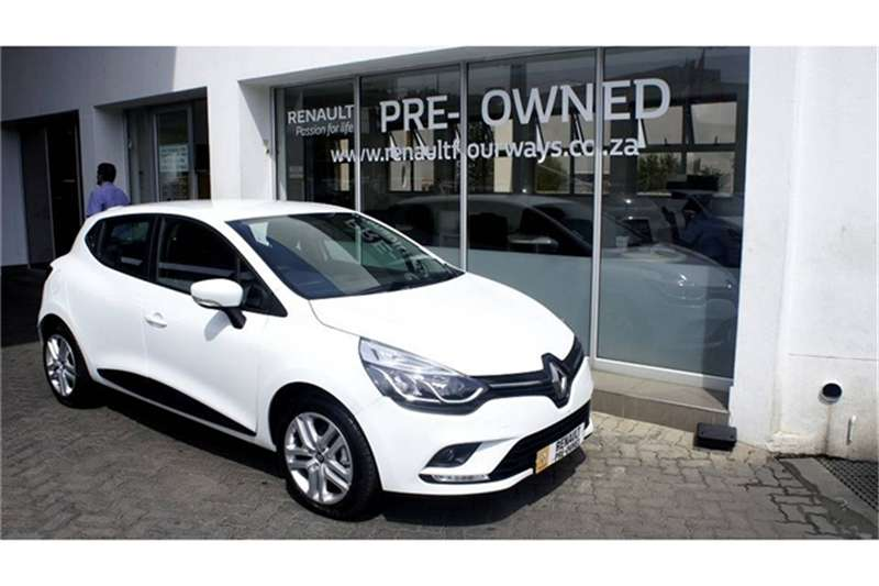 Renault Clio 66kW turbo Expression 2020