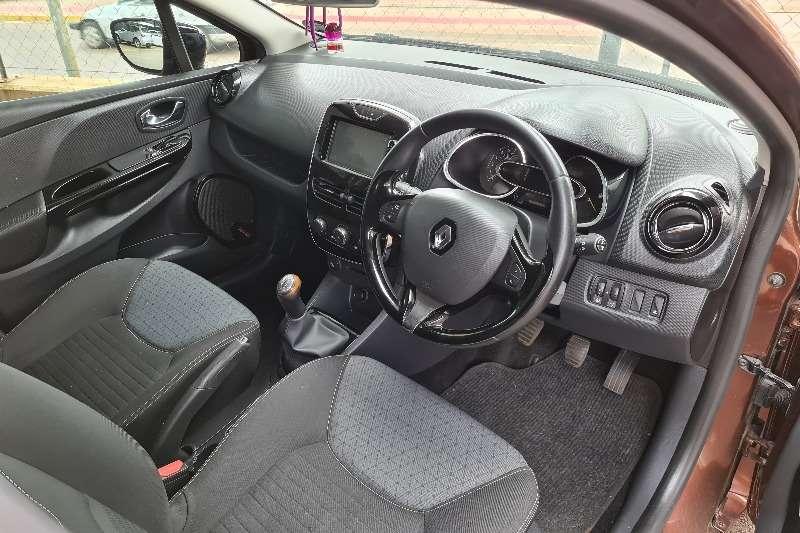 0 Renault Clio Clio 66kW turbo Expression