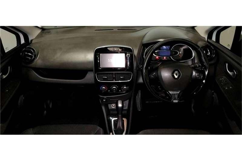 2018 Renault Clio Clio 88kW turbo Expression auto