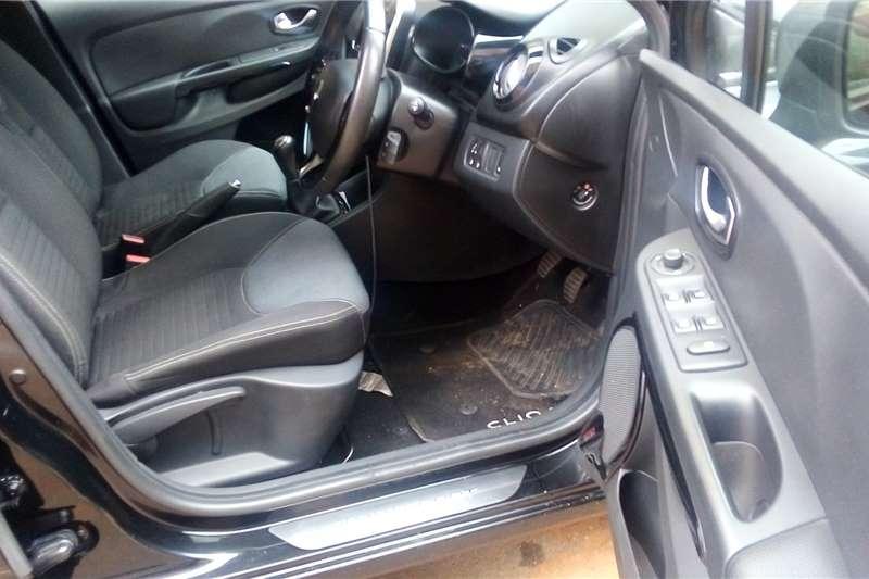 2015 Renault Clio Clio 88kW turbo GT-Line