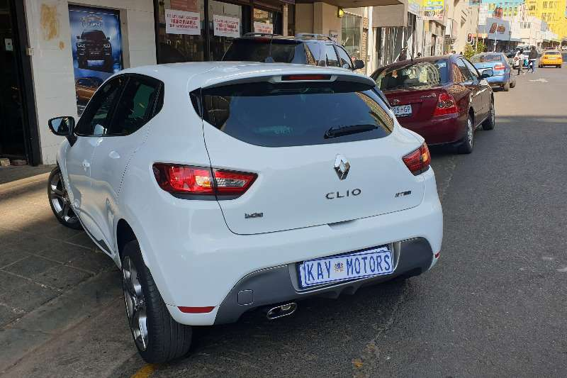 Renault Clio 88kW turbo GT Line 2016