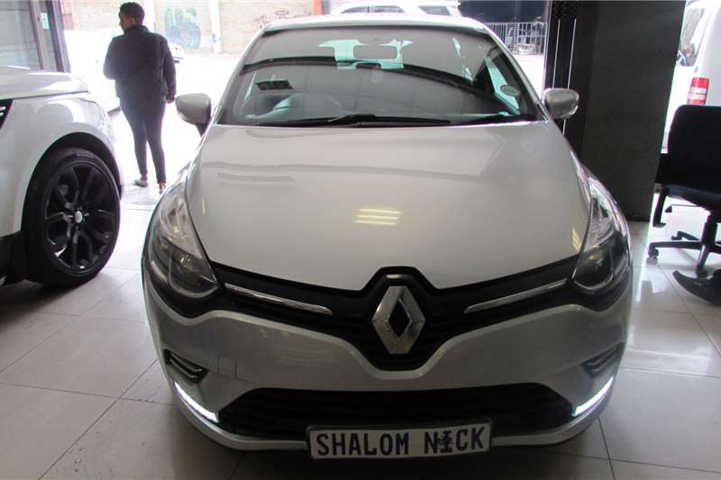 Renault Clio 900 turbo 2017