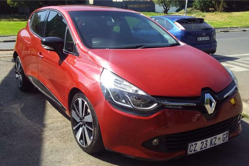 Renault Clio 900t dynamic 2014
