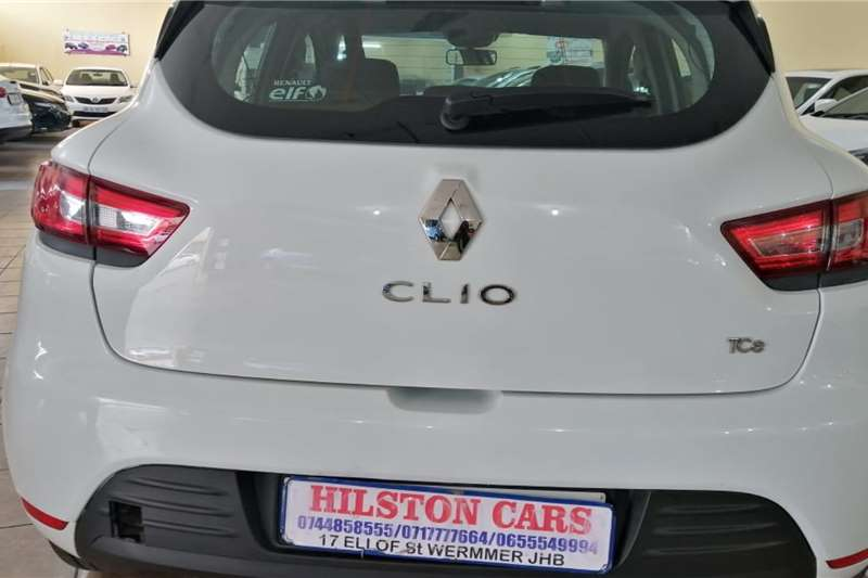 Renault Clio 900TCE MANUAL 2019