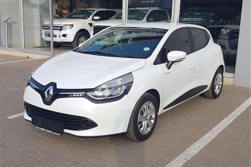 2016 Renault Clio 66kW turbo Expression