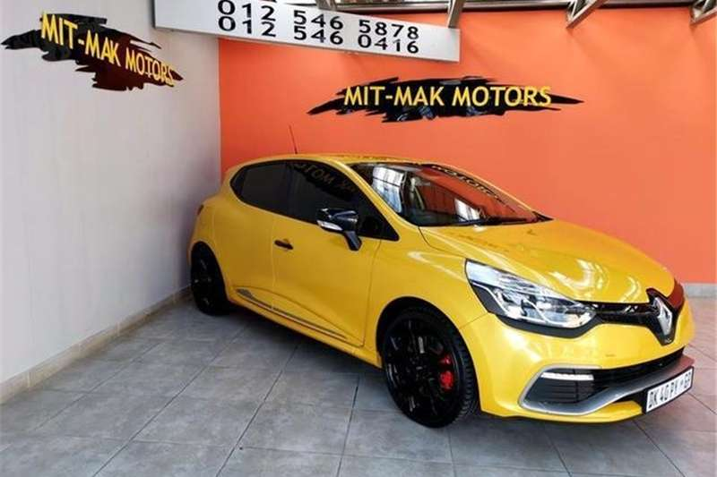 2014 Renault Clio RS 200 Cup