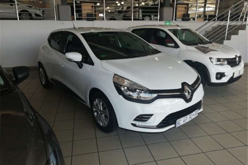 2017 Renault Clio 66kW turbo Authentique