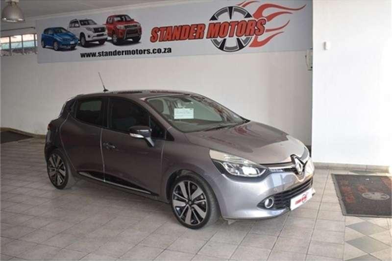 2014 Renault Clio 66kW turbo Dynamique
