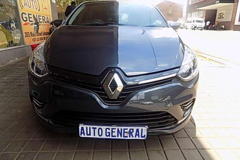 2018 Renault Clio 1.6 Dynamique