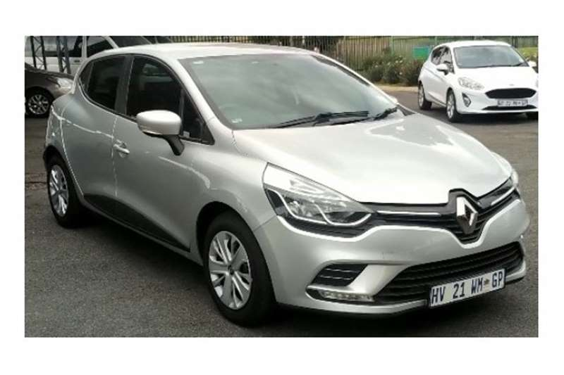 2019 Renault Clio 66kW turbo Authentique